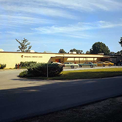 New Elementary Building